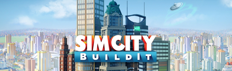 SimCity BuildIt by EA - Free to Play