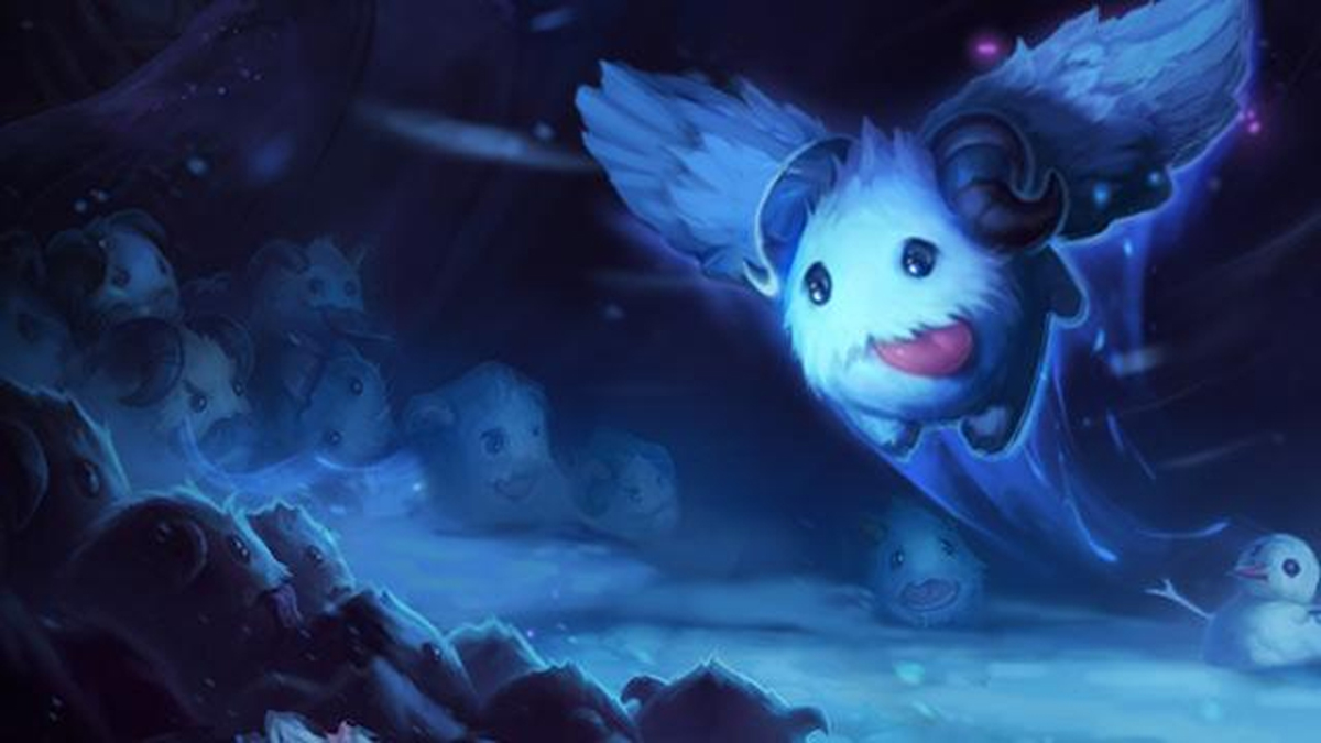Poros League Of Legends Wallpaper Ios Wallpapers And Android